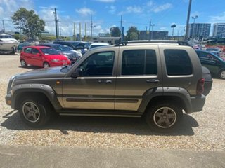 2005 Jeep Cherokee KJ MY05 Upgrade Renegade Extreme Sport (4x4) Bronze 4 Speed Automatic Wagon.