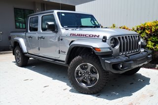 2020 Jeep Gladiator JT MY20 Rubicon Pick-up Billet 8 Speed Automatic Utility.