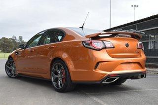 2017 Holden Special Vehicles GTS Gen-F2 MY17 R Orange 6 Speed Sports Automatic Sedan.