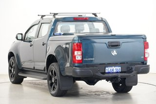 2016 Holden Colorado RG MY16 LS Crew Cab Blue 6 Speed Sports Automatic Cab Chassis