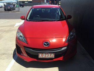 2013 Mazda 3 BL10F2 MY13 Neo Activematic Red 5 Speed Sports Automatic Sedan