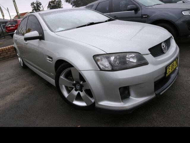 Used Holden Commodore VE MY09 SS-V Kingswood, 2008 Holden Commodore VE MY09 SS-V Silver 6 Speed Automatic Sedan