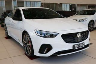 2019 Holden Commodore ZB MY19.5 VXR Liftback AWD White 9 Speed Sports Automatic Liftback.
