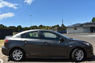 2012 Mazda 3 BL10F2 Maxx Sport Grey 6 Speed Manual Sedan.
