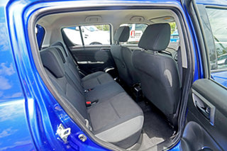 2012 Suzuki Swift FZ GA Blue 5 Speed Manual Hatchback