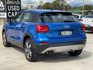 2018 Audi Q2 design Blue Sports Automatic Dual Clutch Wagon