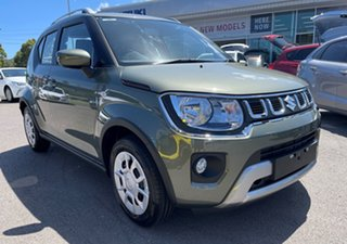 2020 Suzuki Ignis MF Series II GL Khaki 1 Speed Constant Variable Hatchback.