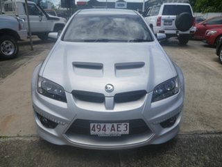 2010 Holden Special Vehicles ClubSport E Series 2 R8 20th Anniversary Silver 6 Speed Automatic Sedan