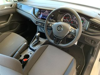2020 Volkswagen Polo AW MY20 70TSI DSG Trendline White 7 Speed Sports Automatic Dual Clutch
