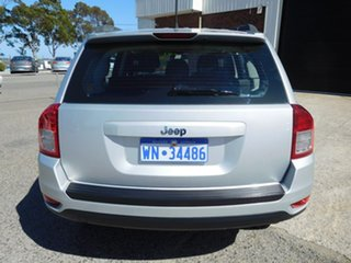 2013 Jeep Compass MK MY13 Sport Silver 5 Speed Manual Wagon