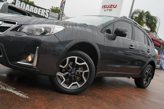 2016 Subaru XV MY16 2.0I-S Grey Continuous Variable Wagon.