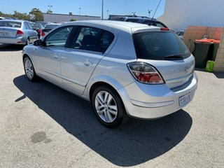 2008 Holden Astra AH MY08.5 CDTi Silver 6 Speed Manual Hatchback