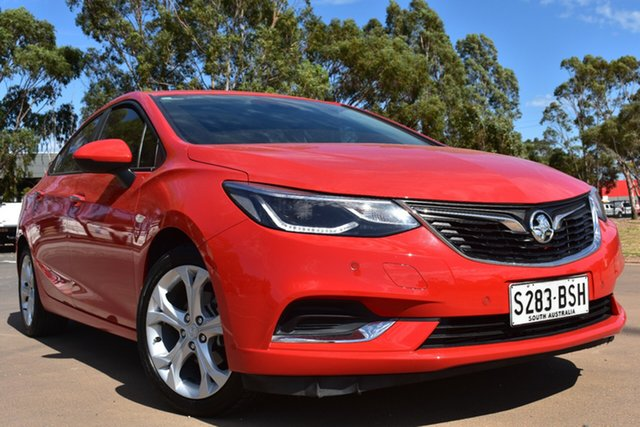 Used Holden Astra BL MY17 LT St Marys, 2017 Holden Astra BL MY17 LT Red 6 Speed Sports Automatic Sedan