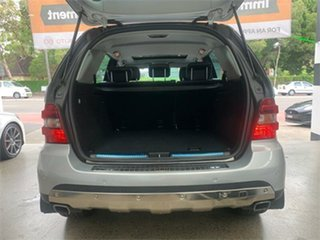 2007 Mercedes-Benz M-Class W164 ML350 Luxury Silver Sports Automatic Wagon