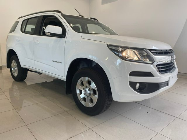 Used Holden Trailblazer RG MY20 LT Aspley, 2019 Holden Trailblazer RG MY20 LT White 6 Speed Sports Automatic Wagon