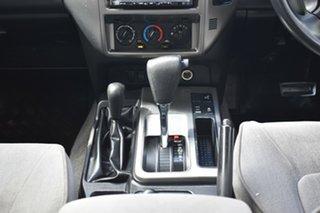 2015 Nissan Patrol Y61 GU 9 ST Silver 4 Speed Automatic Wagon