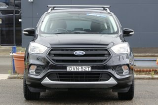 2017 Ford Escape ZG Ambiente Black 6 Speed Sports Automatic SUV