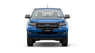 2020 Ford Ranger PX MkIII 2020.7 XLS Blue Lightning 6 Speed Automatic Double Cab Pick Up.
