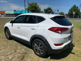 2015 Hyundai Tucson TL Active X 2WD Pure White 6 Speed Sports Automatic Wagon