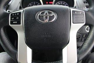 2015 Toyota Landcruiser Prado KDJ150R MY14 GXL White 6 Speed Manual Wagon