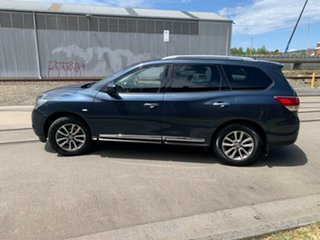2015 Nissan Pathfinder R52 MY15 ST-L X-tronic 4WD Galaxy Blue 1 Speed Constant Variable Wagon.