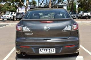 2012 Mazda 3 BL10F2 Maxx Sport Grey 6 Speed Manual Sedan