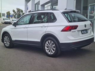 2020 Volkswagen Tiguan 110TSI T/LINE White 6 Speed Automatic Wagon.
