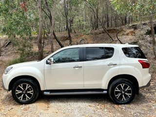 2019 Isuzu MU-X MY19 LS-U Rev-Tronic 4x2 Silky White 6 Speed Sports Automatic Wagon