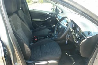 2018 Holden Astra BK MY18.5 R Grey 6 Speed Manual Hatchback