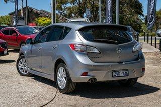 2012 Mazda 3 BL1072 MY13 SP20 SKYACTIV-Drive SKYACTIV Silver 6 Speed Sports Automatic Hatchback.