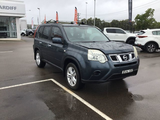 Used Nissan X-Trail T31 Series IV ST 2WD Cardiff, 2011 Nissan X-Trail T31 Series IV ST 2WD Blue 6 Speed Manual Wagon