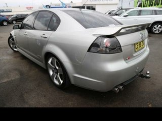 2008 Holden Commodore VE MY09 SS-V Silver 6 Speed Automatic Sedan.