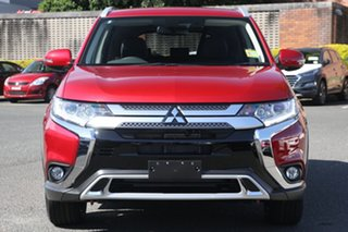 2020 Mitsubishi Outlander ZL MY21 LS 2WD Red Diamond 6 Speed Constant Variable Wagon