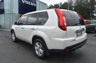 2012 Nissan X-Trail T31 Series IV ST 2WD White 6 Speed Manual Wagon