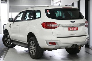 2017 Ford Everest UA MY17 Trend Arctic White 6 Speed Automatic SUV