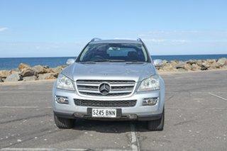 2008 Mercedes-Benz GL-Class X164 GL320 CDI Silver 7 Speed Sports Automatic Wagon