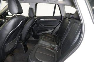 2019 BMW X1 F48 xDrive25i Steptronic AWD White 8 Speed Sports Automatic Wagon