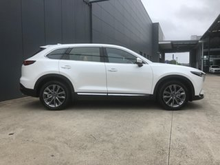 2020 Mazda CX-9 TC GT SKYACTIV-Drive Snowflake White 6 Speed Sports Automatic Wagon.