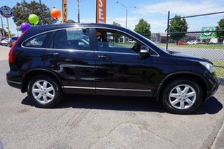 2008 Honda CR-V RE MY2007 Luxury 4WD Nighthawk Black 5 Speed Automatic Wagon