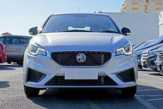2020 MG MG3 SZP1 MY20 Core Silver 4 Speed Automatic Hatchback.