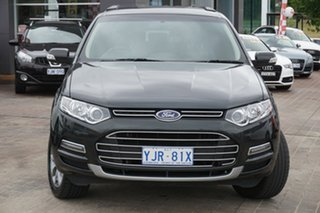2013 Ford Territory SZ Titanium Seq Sport Shift Grey 6 Speed Sports Automatic Wagon.