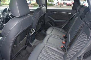 2015 Audi SQ5 8R MY16 3.0 TDI Quattro White 8 Speed Automatic Wagon