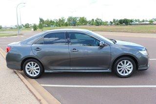 2016 Toyota Aurion GSV50R AT-X Graphite 6 Speed Automatic Sedan.