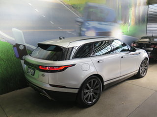 2017 Land Rover Range Rover Velar MY18 D300 R-Dynamic HSE AWD Silver 8 Speed Automatic Wagon.
