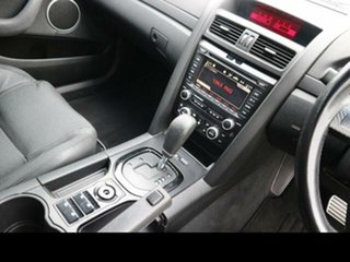 2008 Holden Commodore VE MY09 SS-V Silver 6 Speed Automatic Sedan