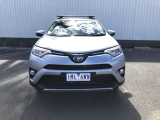 2018 Toyota RAV4 ASA44R GXL AWD Silver 6 Speed Sports Automatic Wagon