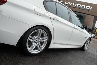 2015 BMW 535i F10 MY15 Luxury Line Alpine White 8 Speed Automatic Sedan
