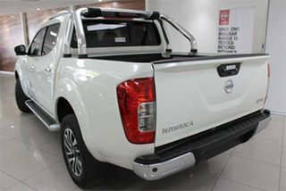 2020 Nissan Navara D23 S4 ST-X White Diamond 7 Speed Sports Automatic Utility