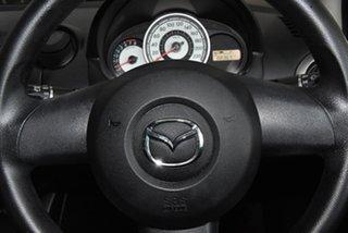 2010 Mazda 2 DE10Y1 Neo Black 5 Speed Manual Hatchback