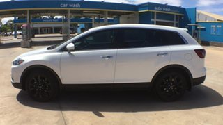 2012 Mazda CX-9 TB10A5 Luxury Activematic Crystal White Pearl 6 Speed Sports Automatic Wagon